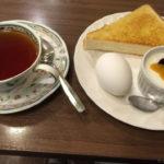名古屋で海老フライを食べた-クローン病 出張