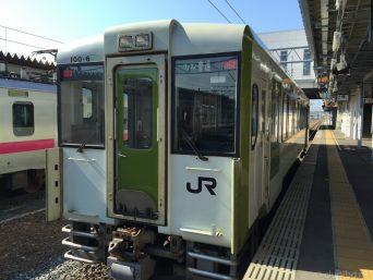 北上線列車