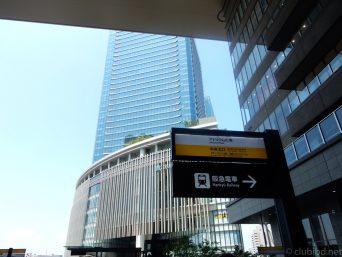 グランフロント大阪前