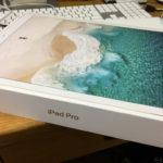 iPad Pro 12.9インチを買った