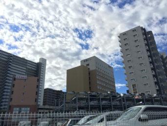 茨城県研究学園付近