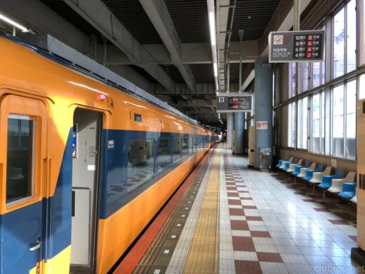 上本町近鉄特急