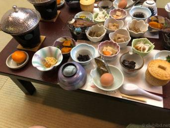 伊勢志摩相差-海幸の宿 なかよしの朝食