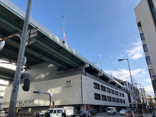 大阪は船場近辺