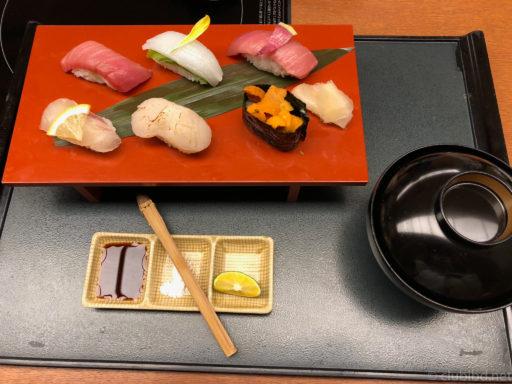 木曽路の寿司