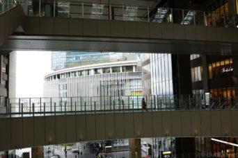 大阪駅からグランフロント大阪