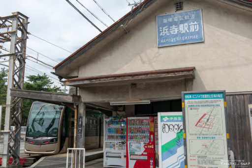 阪堺電気軌道阪堺線浜寺駅前