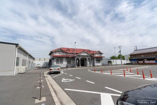 南海本線浜寺公園旧駅舎