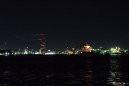 堺泉北港築港浜寺西町付近