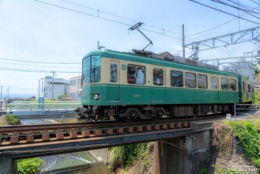 江ノ電-七里ヶ浜