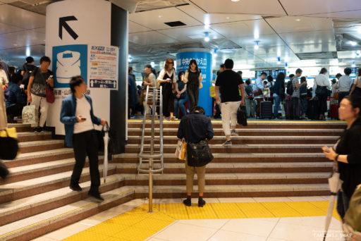 東京駅構内