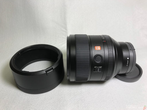FE 85mm F1.4 GM