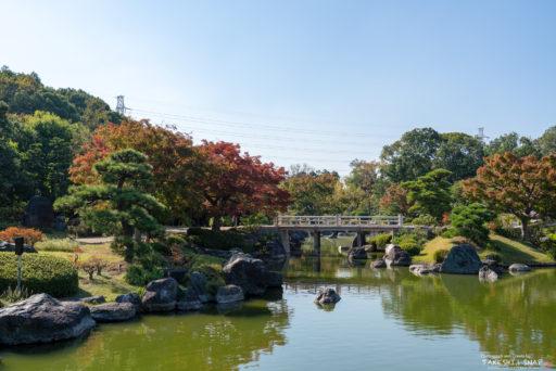 大仙公園日本庭園