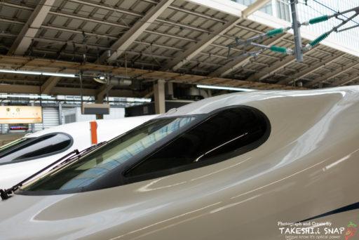 のぞみ東京駅
