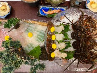 海幸の宿 なかよし 料理