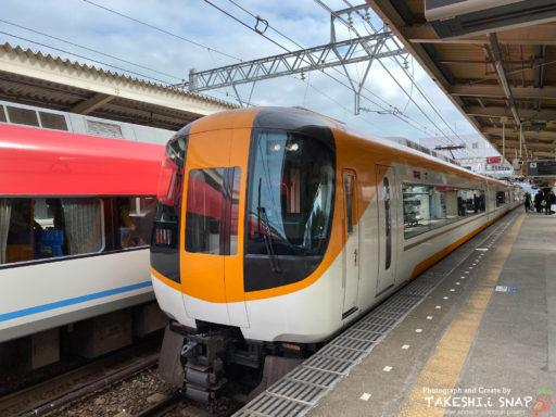鳥羽駅 近鉄特急
