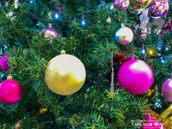 泉ヶ丘駅クリスマス