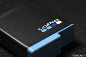 GoProHero8バッテリー