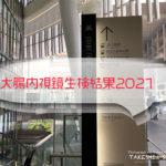 大腸内視鏡生検結果2021